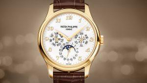 5 relojes patek philippe más caros