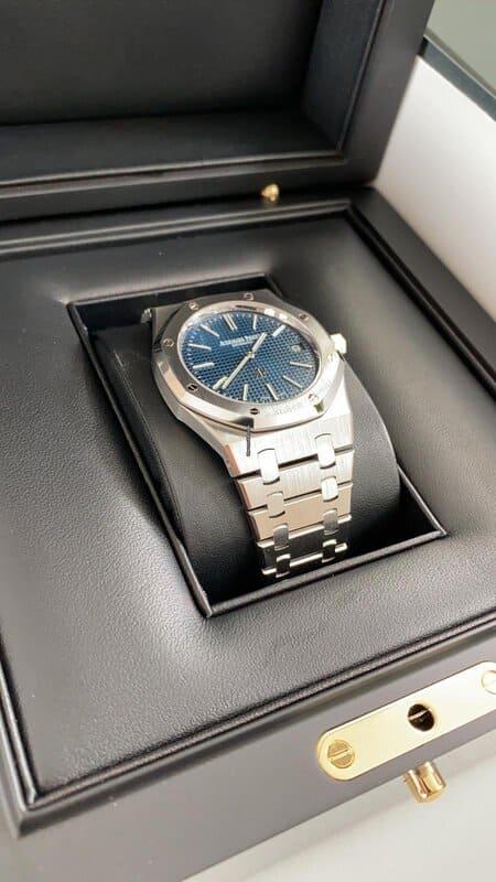 Audemars Piguet Royal Oak JUMBO EXTRA-THIN Reloj