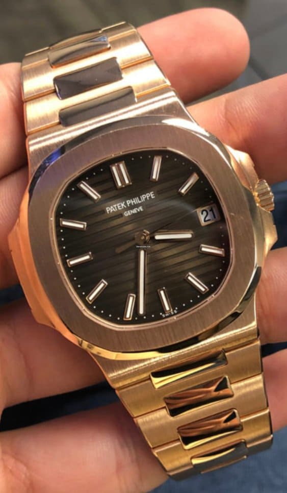 Patek Philippe Nautilus 07-2020 Elekton Watches