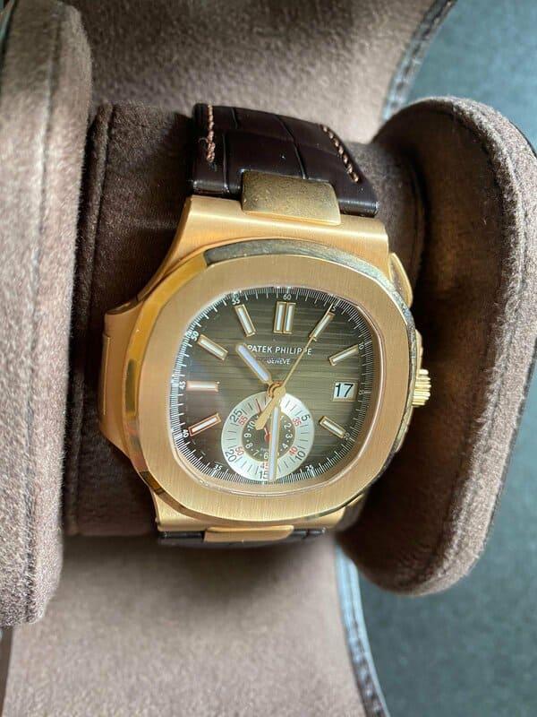 Patek Philippe Nautilus nuevo 2019 Elekton Watches