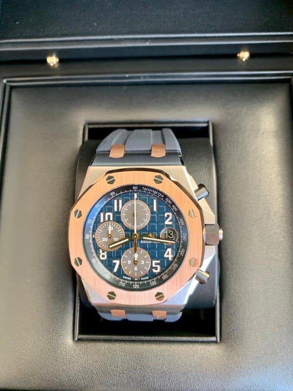 Reloj Audemars Piguet Royal Oak Offshore Chronograph SPECIAL LIMITED EDITION BUCHERER