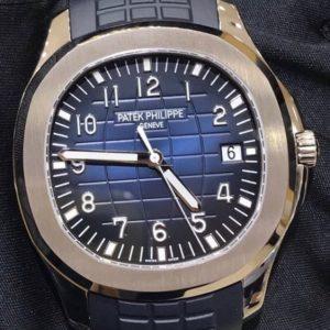 Reloj Patek Philippe Aquanaut White Gold