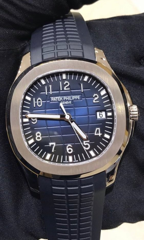 Reloj Patek Philippe Aquanaut White Gold