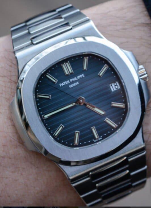 Reloj Patek Philippe Nautilus 2019