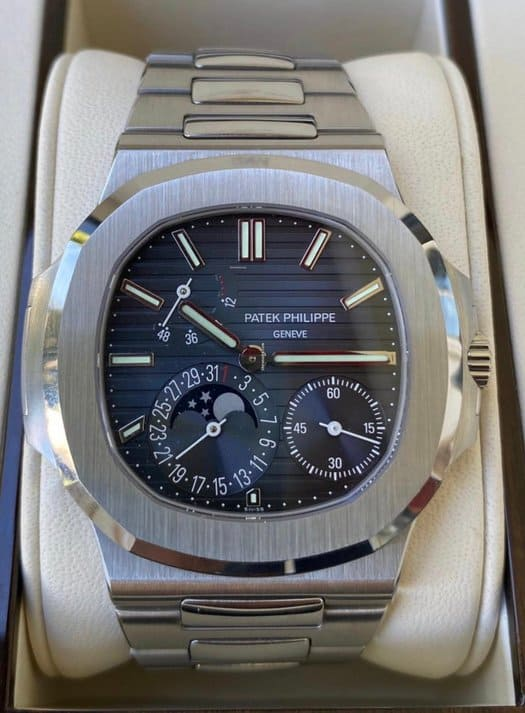 Reloj Patek Philippe Nautilus MOON PHASE