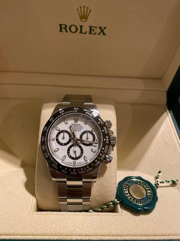 Reloj Rolex Daytona nuevo 2020