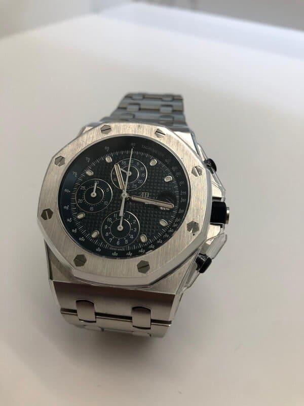 Relojes Audemars Piguet Royal Oak Offshore Chronograph 25 th
