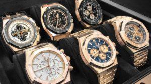 relojes que destacan de audemars piguet